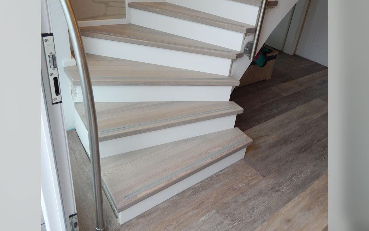 Betontreppe Innen pufall treppen betontreppenverkleidung