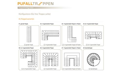 Treppe zeichnung  Pufall Treppen | Treppen aus Bremen